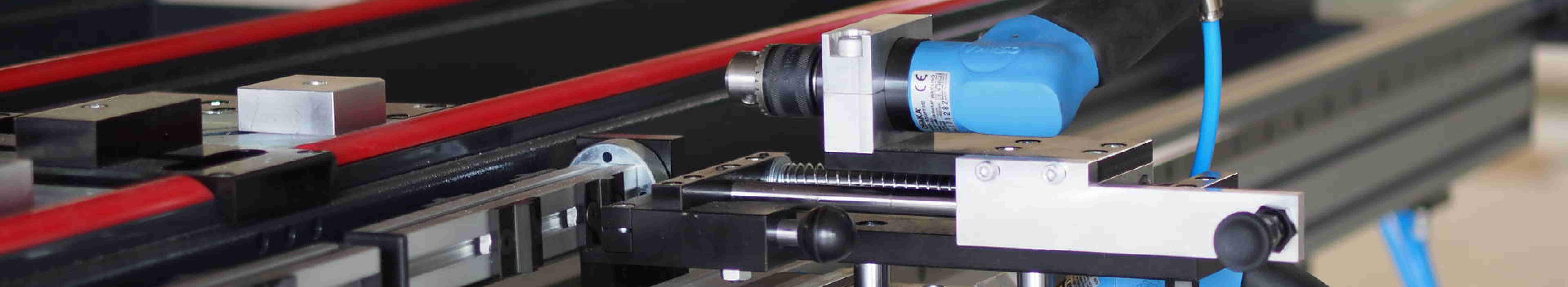 machine fabrication assemblage PVC
