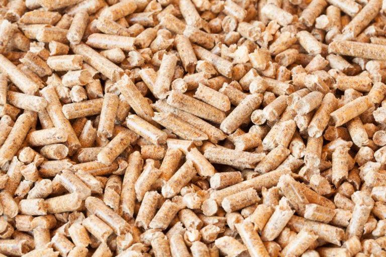 granulet pellet ou granule pour poêle à bois