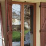 réalisation client2 porte fenêtre et porte d'entrée conform énergie 15