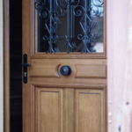réalisation client2 porte fenêtre et porte d'entrée conform énergie 18