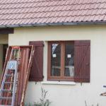 réalisation client2 porte fenêtre et porte d'entrée conform énergie 19