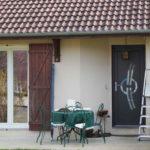 réalisation client 4 fenêtre + porte + porte de garage conform énergie 9
