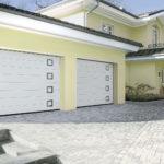 Portes de garage sectionnelles conform energie allier auvergne 3