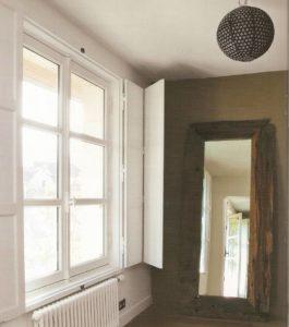 fenêtre bois blanc moderne design conform énergie allier auvergne atulam français