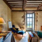 porte fenêtre tradition rénovation bois blanc moderne design conform énergie allier auvergne atulam français