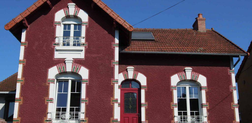 réalisation client 1 fenêtres et porte d'entrée conform energie 2
