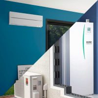energies renouvelables pompe a chaleur design