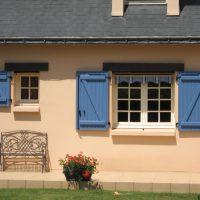 volet battant conform énergie Allier Auvergne en bois